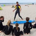 Leerlingen Surfschool